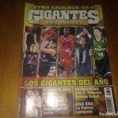Coleccionismo deportivo: REVISTA DE BALONCESTO GIGANTES DEL BASKET AÑO 1999 N° 709. Lote 164871090