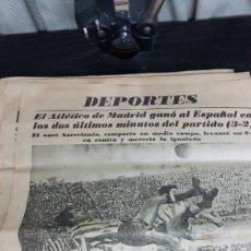 Coleccionismo deportivo: LOTE 12 SUPLEMENTOS DEPORTES DIARIO PUEBLO 1964. Lote 165372404