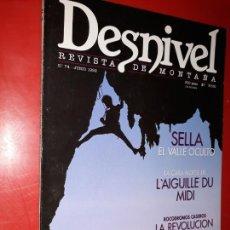 Coleccionismo deportivo: REVISTA DESNIVEL Nº 74. Lote 165526690