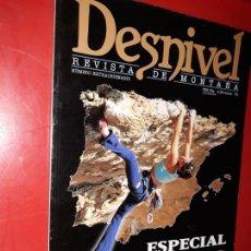 Coleccionismo deportivo: DESNIVEL ESPECIAL ESCUELAS AÑO 1999. Lote 165528482