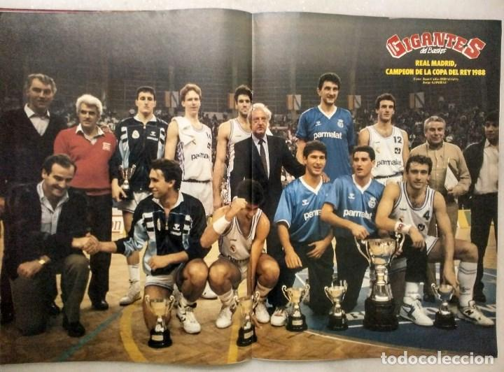 Coleccionismo deportivo: Drazen Petrovic - Colección de revistas Gigantes del Basket y Superbasket (1986-1993) - Foto 13 - 166853230