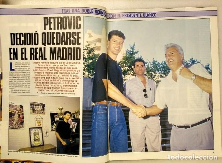 Coleccionismo deportivo: Drazen Petrovic - Colección de revistas Gigantes del Basket y Superbasket (1986-1993) - Foto 15 - 166853230