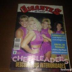 Coleccionismo deportivo: REVISTA DE BALONCESTO GIGANTES DEL BASKET AÑO 1993 N° 402 . Lote 167468912