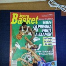 Coleccionismo deportivo: SUPER BASKET NUMERO N 19 FEBRERO 1990. Lote 168109524