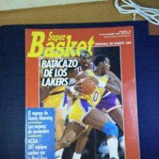Coleccionismo deportivo: SUPER BASKET NUMERO N 10 DICIEMBRE 1989. Lote 168110624