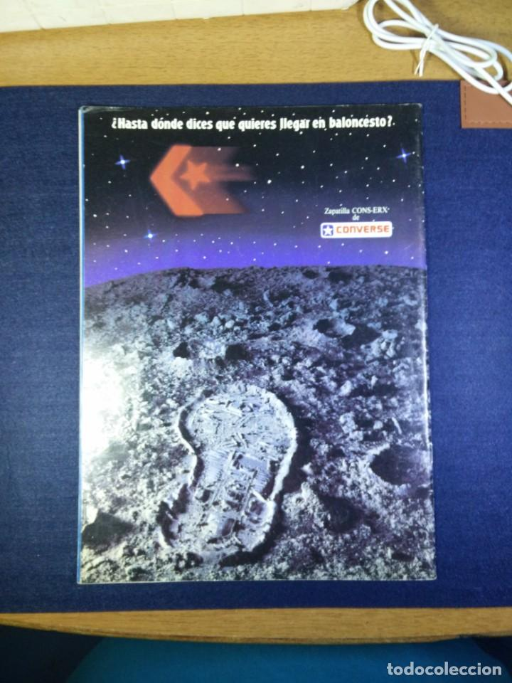Coleccionismo deportivo: SUPER BASKET NUMERO N 6 NOVIEMBRE 1989 - Foto 2 - 168111012