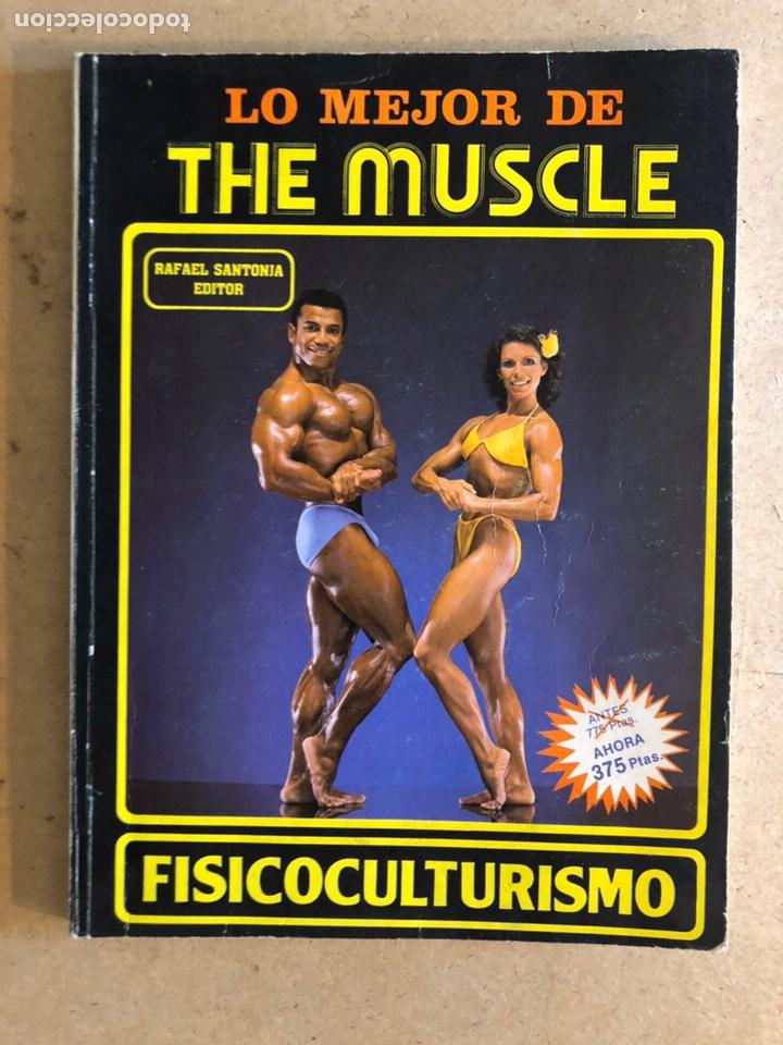 LO MEJOR DE THE MUSCLE. 3 REVISTAS N° 7, 8 Y 9. FISICOCULTURISMO. 1983 (Coleccionismo Deportivo - Revistas y Periódicos - otros Deportes)