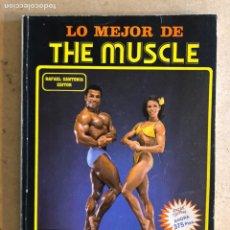 Coleccionismo deportivo: LO MEJOR DE THE MUSCLE. 3 REVISTAS N° 7, 8 Y 9. FISICOCULTURISMO. 1983. Lote 219470265