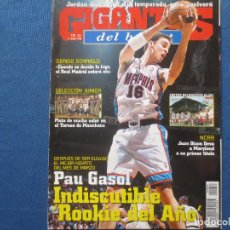 Coleccionismo deportivo: GIGANTES DEL BASKET N.º 858 - ABRIL 2002. Lote 168418912