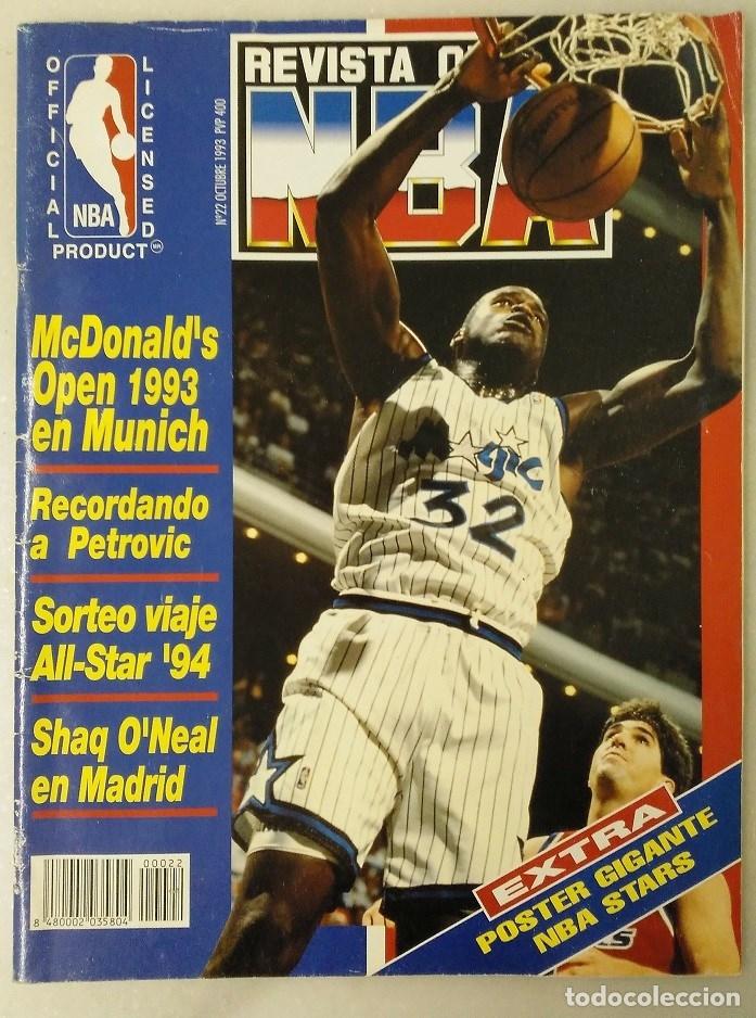 Coleccionismo deportivo: Drazen Petrovic - Colección de revistas Gigantes del Basket y Superbasket (1986-1993) - Foto 31 - 166853230