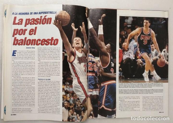 Coleccionismo deportivo: Drazen Petrovic - Colección de revistas Gigantes del Basket y Superbasket (1986-1993) - Foto 32 - 166853230