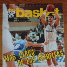 Coleccionismo deportivo: DON BASKET EXTRA N° 2, GUIA TEMPORADA 88-89 / INCLUYE MATERIAL DE LA NBA (CELTICS, LARRY BIRD...). Lote 168837468