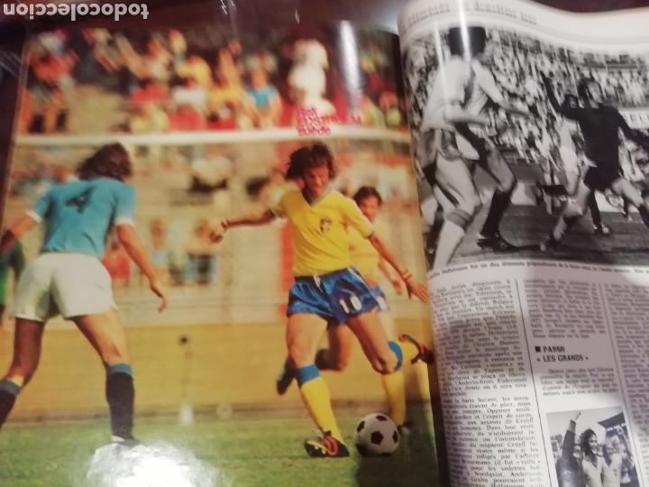 Coleccionismo deportivo: Revista mundial 1974 Alemania. 64 páginas del evento. - Foto 4 - 169095570