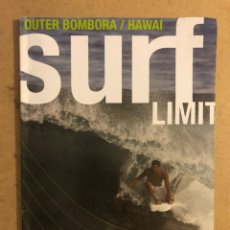Coleccionismo deportivo: SURF LIMIT N°15 (2007). OUTER BOMBORA, HAWAI,..,. Lote 169242304