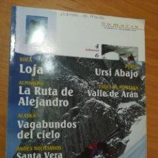 Coleccionismo deportivo: REVISTA DE MONTAÑA DESNIVEL DICIEMBRE 1999 . Lote 169317268