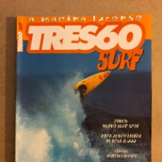 Coleccionismo deportivo: TRES60 SURF N° 74 (2000). A MARINA LUCENSE, RINLO, KEPA ACERO, MARRUECOS, CHICAS,.... Lote 170317328