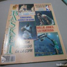 Coleccionismo deportivo: REVISTA NUEVO BASKET Nº 139 AÑO 1985 BUEN ESTADO. Lote 170855500