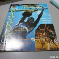 Coleccionismo deportivo: REVISTA NUEVO BASKET Nº 139 AÑO 1985 BUEN ESTADO. Lote 170855635