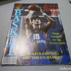 Coleccionismo deportivo: REVISTA NUEVO BASKET Nº 129 AÑO 1985 BUEN ESTADO. Lote 170855830