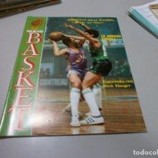 Coleccionismo deportivo: REVISTA NUEVO BASKET Nº 47 AÑO 1981 BUEN ESTADO. Lote 170856235