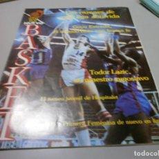 Coleccionismo deportivo: REVISTA NUEVO BASKET Nº 93 AÑO 1983 BUEN ESTADO. Lote 170856540