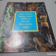 Coleccionismo deportivo: REVISTA NUEVO BASKET Nº 92 AÑO 1983 BUEN ESTADO. Lote 170857065