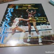 Coleccionismo deportivo: REVISTA NUEVO BASKET Nº 96 AÑO 1983 BUEN ESTADO. Lote 170857125