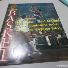 Coleccionismo deportivo: REVISTA NUEVO BASKET Nº 98 AÑO 1983 BUEN ESTADO. Lote 170857195