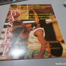 Coleccionismo deportivo: REVISTA NUEVO BASKET Nº 101 AÑO 1983 BUEN ESTADO. Lote 170857345