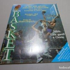 Coleccionismo deportivo: REVISTA NUEVO BASKET Nº 99 AÑO 1983 BUEN ESTADO. Lote 170857435