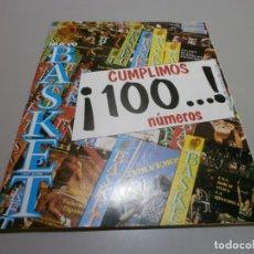 Coleccionismo deportivo: REVISTA NUEVO BASKET Nº 100 AÑO 1983 BUEN ESTADO. Lote 170857510