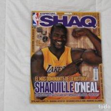 Coleccionismo deportivo: REVISTA OFICIAL NBA. EDICIÓN ESPECIAL COLECCIONISTAS Nº 4 SHAQUILLE O´NEAL (2015) BALONCESTO.. Lote 171481709