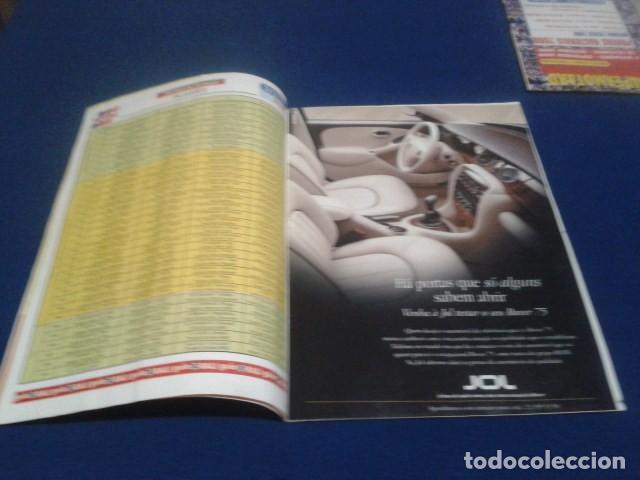 Coleccionismo deportivo: REVISTA GUIA TAP ( RALLY DE PORTUGAL ) DEL 16 AL 19 DE MARZO 2000 INSCRITOS - PALMARES - EQUIPOS - Foto 4 - 171638885