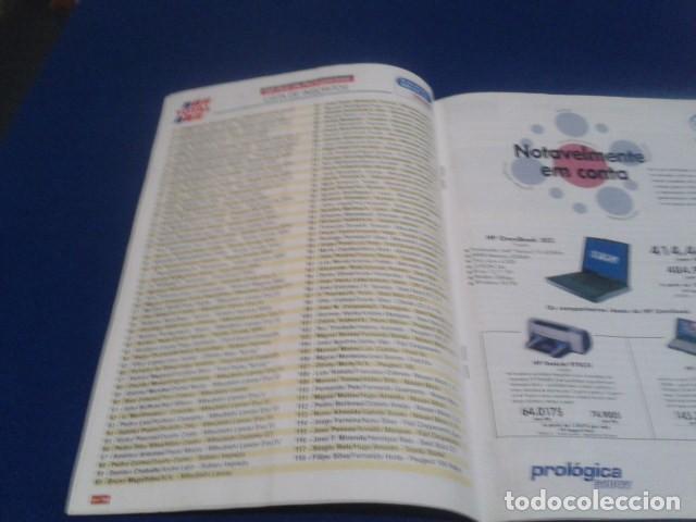 Coleccionismo deportivo: REVISTA GUIA TAP ( RALLY DE PORTUGAL ) DEL 16 AL 19 DE MARZO 2000 INSCRITOS - PALMARES - EQUIPOS - Foto 10 - 171638885