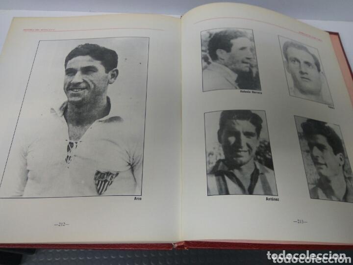 Coleccionismo deportivo: FÚTBOL HISTORIA DEL SEVILLA F.C. 1900-1936 - Foto 5 - 173440819