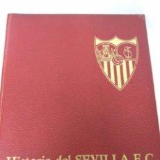 Coleccionismo deportivo: FÚTBOL HISTORIA DEL SEVILLA F.C. 1900-1936. Lote 173440819