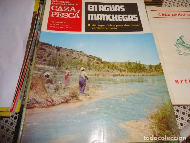 SELECCIONES INTERNACIONALES DE CAZA Y PESCA Nº 73 (Coleccionismo Deportivo - Revistas y Periódicos - otros Deportes)