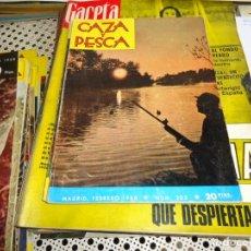 Coleccionismo deportivo: CAZA Y PESCA Nº 302. Lote 173906542