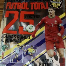 Coleccionismo deportivo: S5. 018. REVISTA. FÚTBOL TOTAL. EDICIÓN ESPECIAL POSTERS. 25. POSTERS. CHARLY FUTBOL.. Lote 174156568