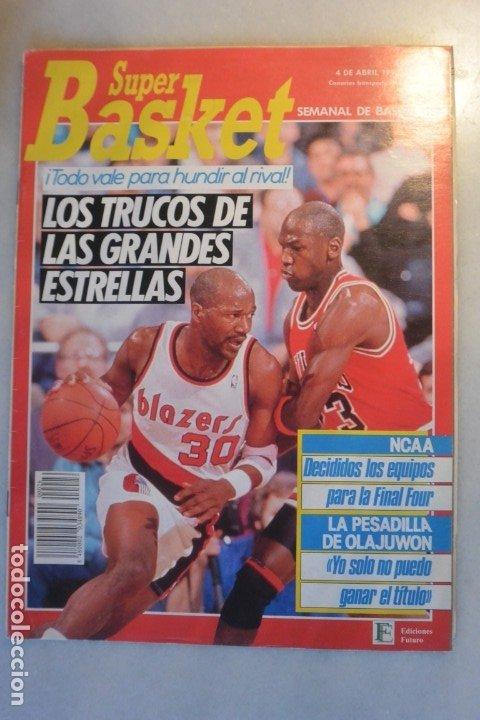 REVISTA DE BALONCESTO SUPERBASKET. Nº 26 1990 (Coleccionismo Deportivo - Revistas y Periódicos - otros Deportes)