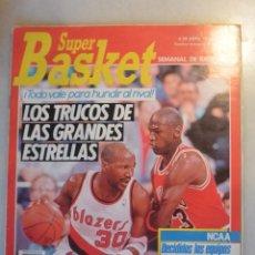 Coleccionismo deportivo: REVISTA DE BALONCESTO SUPERBASKET. Nº 26 1990. Lote 174306738