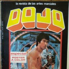 Collezionismo sportivo: DOJO REVISTA DE LAS ARTES MARCIALES Nº 65- BRUCE LEE ESPECIAL. Lote 174586383