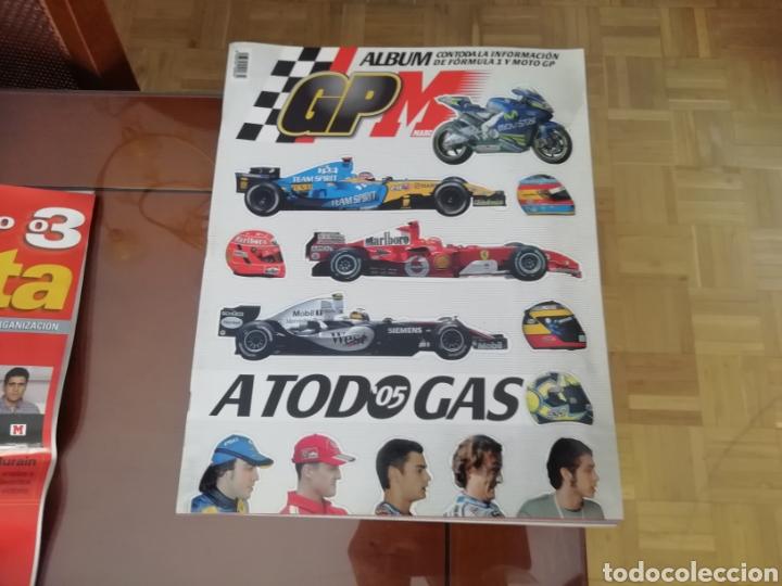 GUÍA MARCA. ÁLBUM FORMULA 1 Y MOTO GP 2003. COMPLETO (Coleccionismo Deportivo - Revistas y Periódicos - otros Deportes)