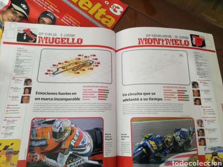 Coleccionismo deportivo: Guía marca. Álbum formula 1 y moto gp 2003. Completo - Foto 2 - 174935720
