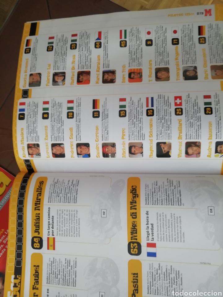 Coleccionismo deportivo: Guía marca. Álbum formula 1 y moto gp 2003. Completo - Foto 3 - 174935720