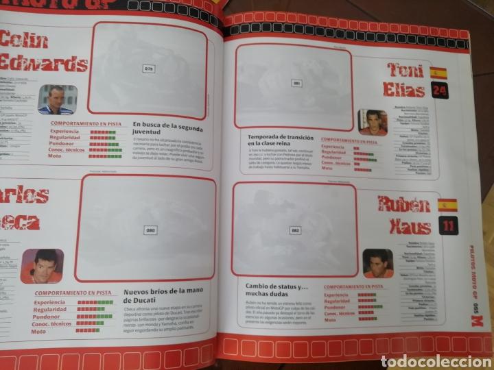 Coleccionismo deportivo: Guía marca. Álbum formula 1 y moto gp 2003. Completo - Foto 4 - 174935720