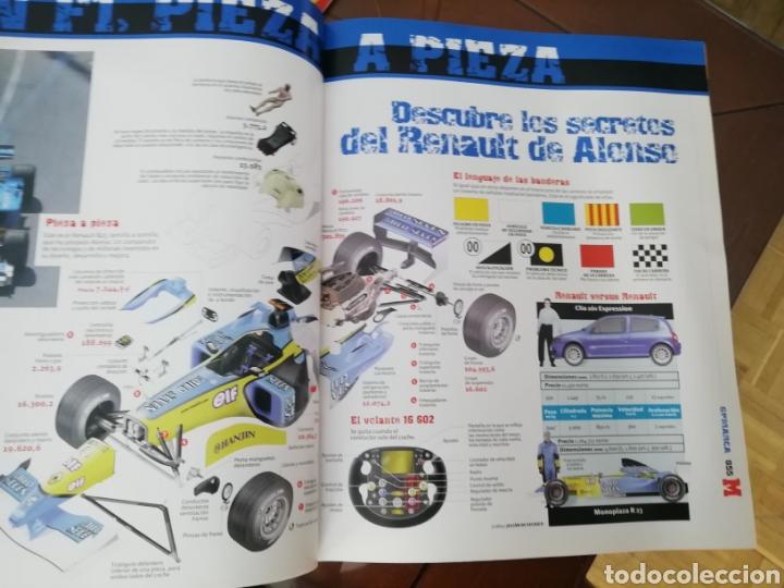 Coleccionismo deportivo: Guía marca. Álbum formula 1 y moto gp 2003. Completo - Foto 5 - 174935720