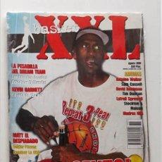 Coleccionismo deportivo: REVISTA XXL BASKET NÚMERO 36, 1998, MICHAEL JORDAN SEXTO ANILLO CON LOS CHICAGO BULLS NBA. Lote 174992674