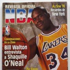 Coleccionismo deportivo: REVISTA NBA NÚMERO 72 BASKET BALONCESTO. Lote 174994710
