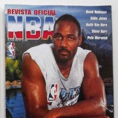 Coleccionismo deportivo: REVISTA NBA NÚMERO 73 KARL MALONE BASKET BALONCESTO. Lote 174994744